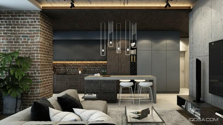 Iqosa diseño cocina moderna
