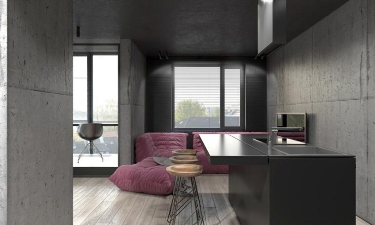 KDVA Architects interiores modernos