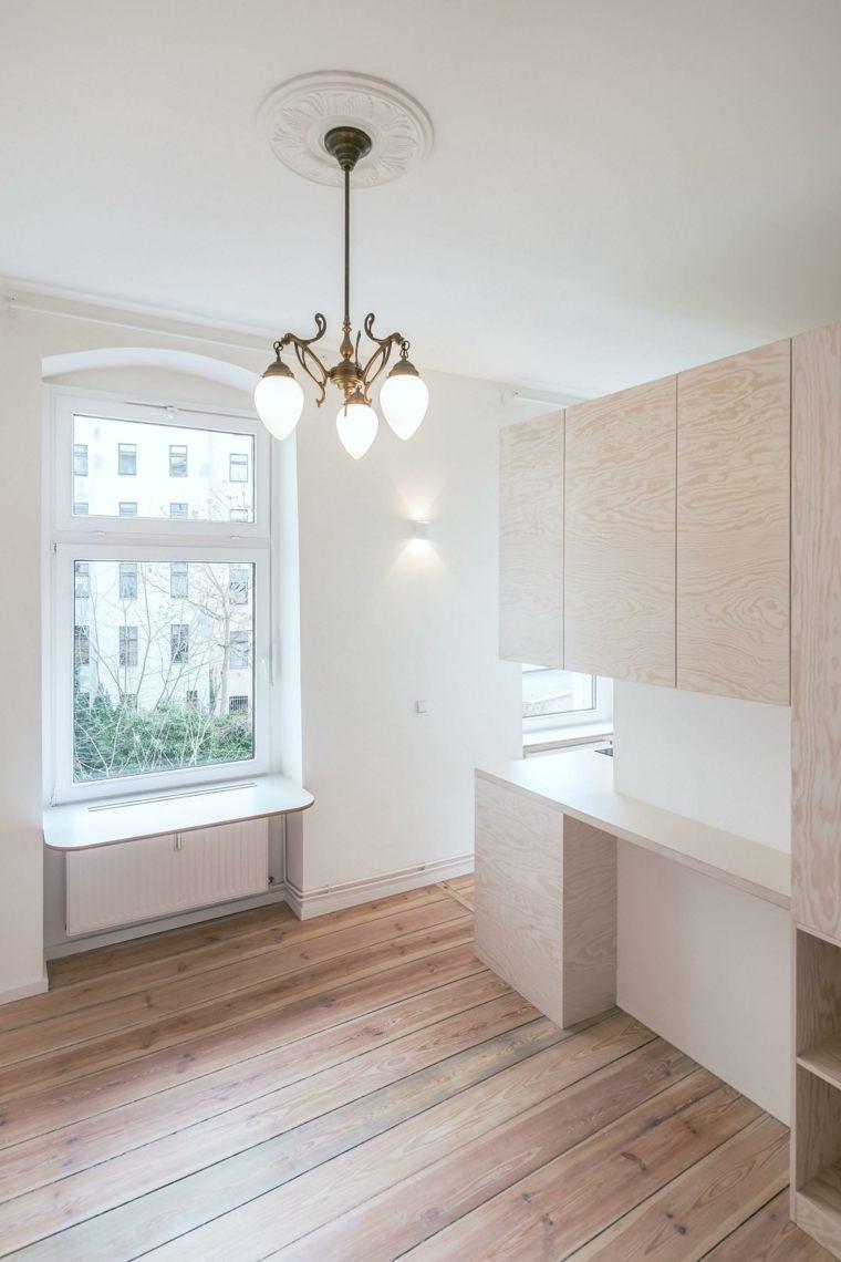 apartamento pequeño berlin diseno interior