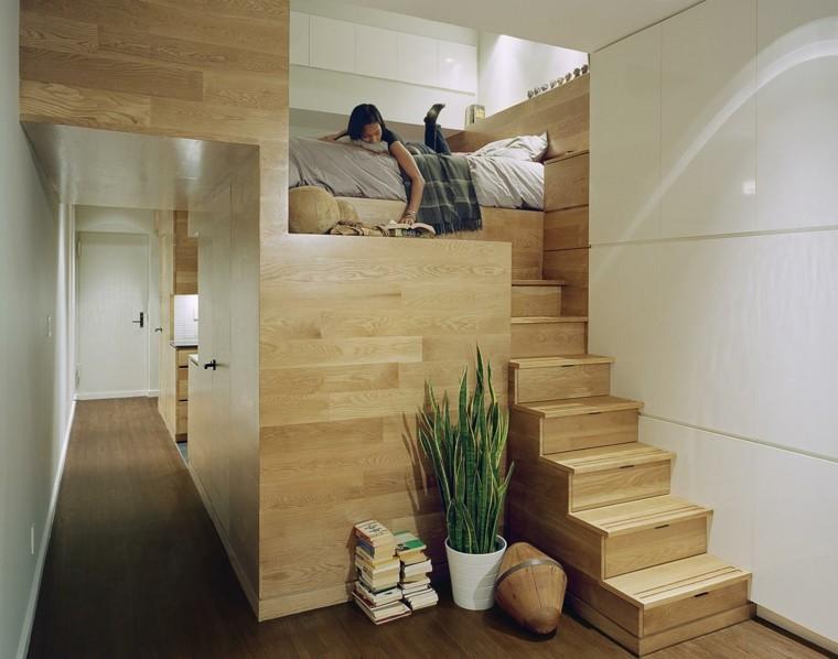 apartamentos pequeños de Jordan Parnass Digital Architecture de JPDA