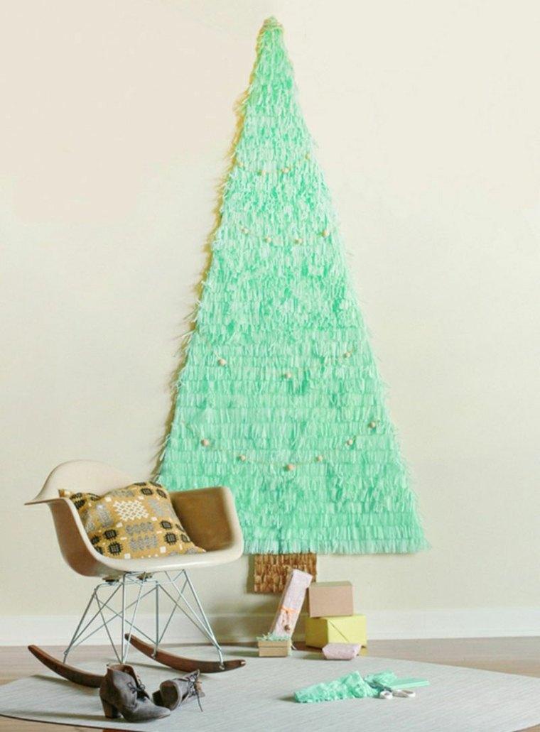 árboles de navidad originales decorar