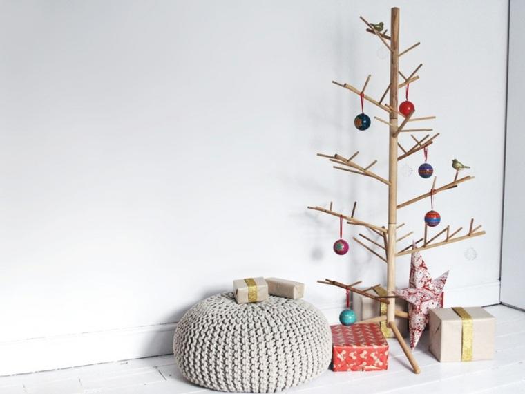 árboles originales de navidad