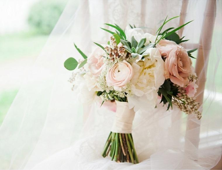 arreglos florales para bodas ramos
