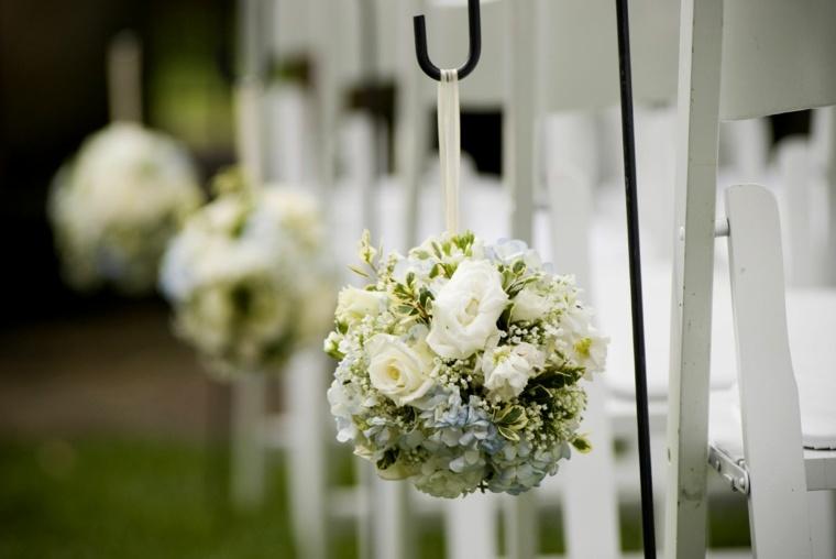 arreglos florales para bodas blanco