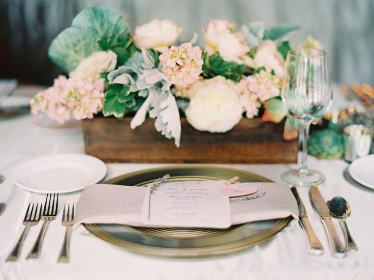 arreglos florales para bodas decoración interior
