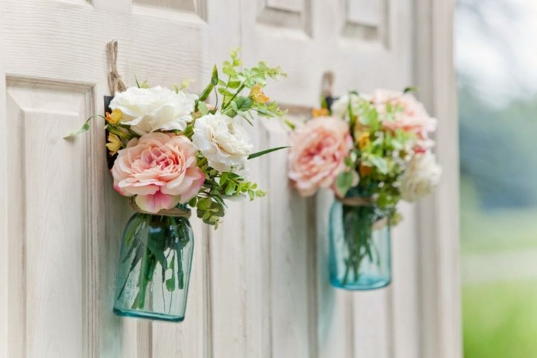 arreglos florales para bodas decorar interior