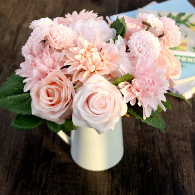 arreglos florales para bodas para decorar de forma elegante