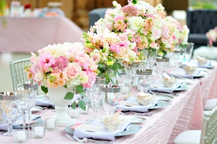 arreglos florales para bodas modernas