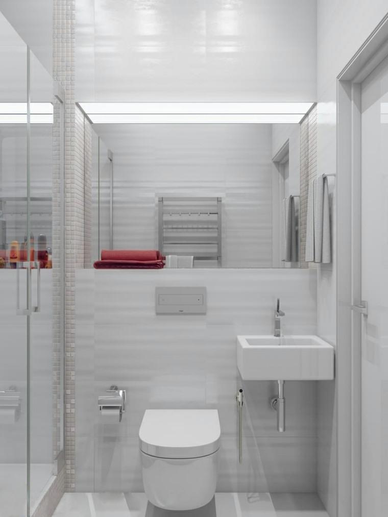 Aseos peque os consejos pr cticos de dise o Diseno lavabos pequenos