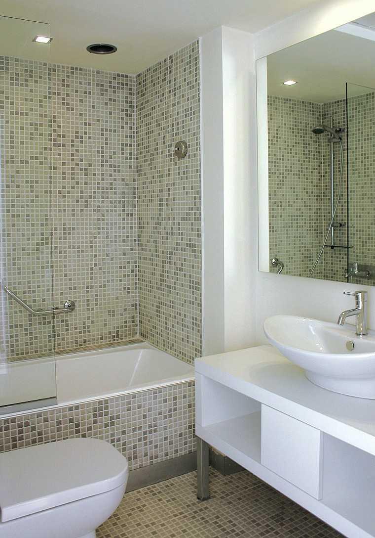 Small Bathroom Remodel Shower Glass Doors