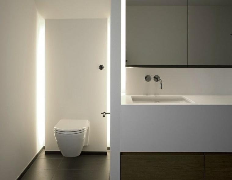 Iluminacion Led indirecta para interiores - 42 ideas