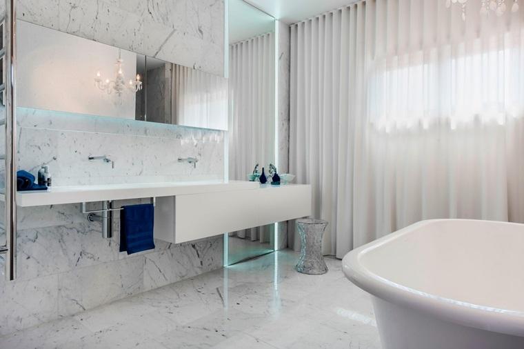 Ideas para baños con diseño contemporáneo