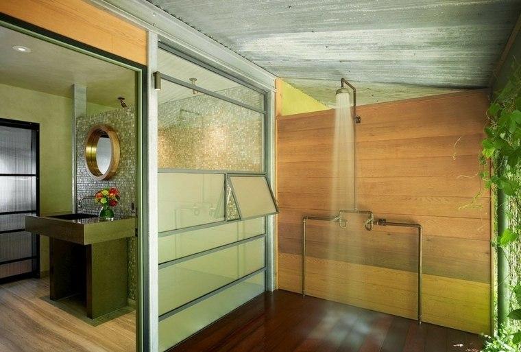 bano espacio ducha amplio luminoso ideas