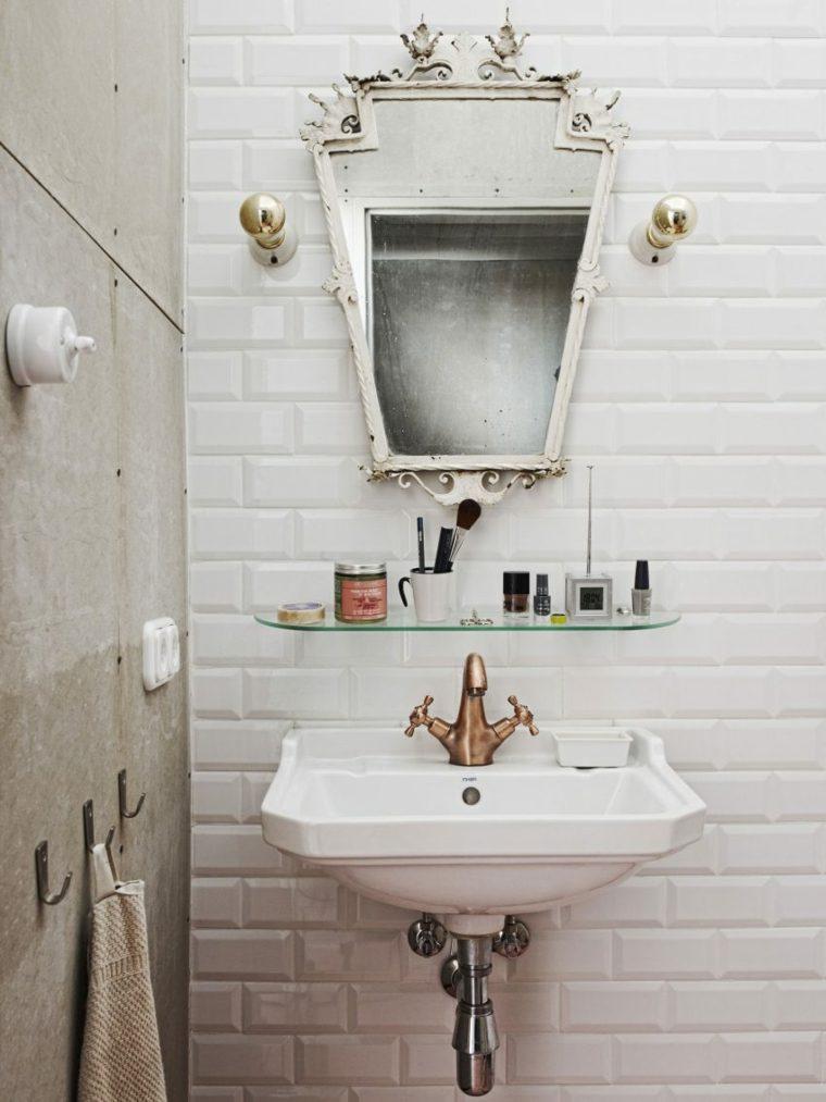 bano original apartamento disenado az design studio ideas