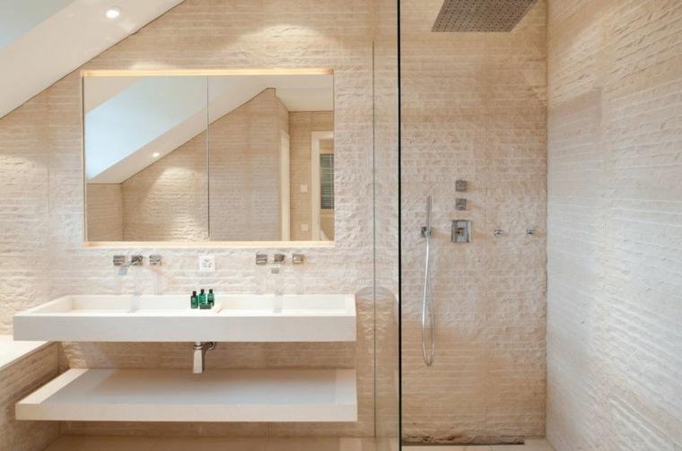 banos moderno ducha banera ideas