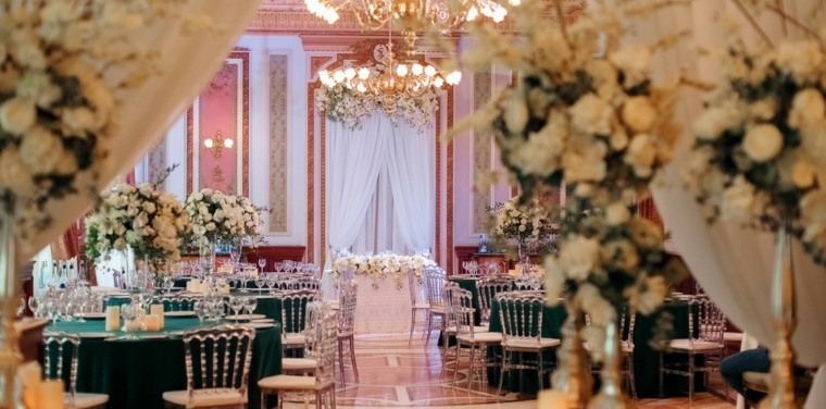 boda invierno decoracion preciosa mesas ideas