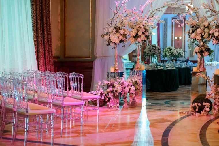 boda invierno diseno ceremonia estilo ideas