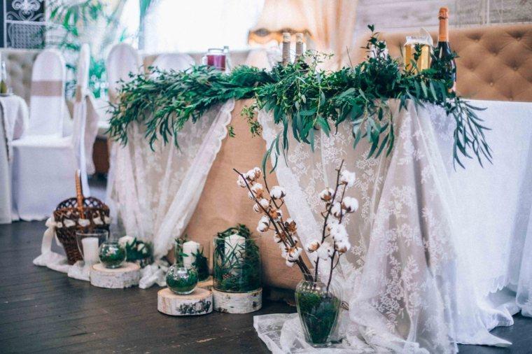 bodas originales invierno decoracion rustica ideas