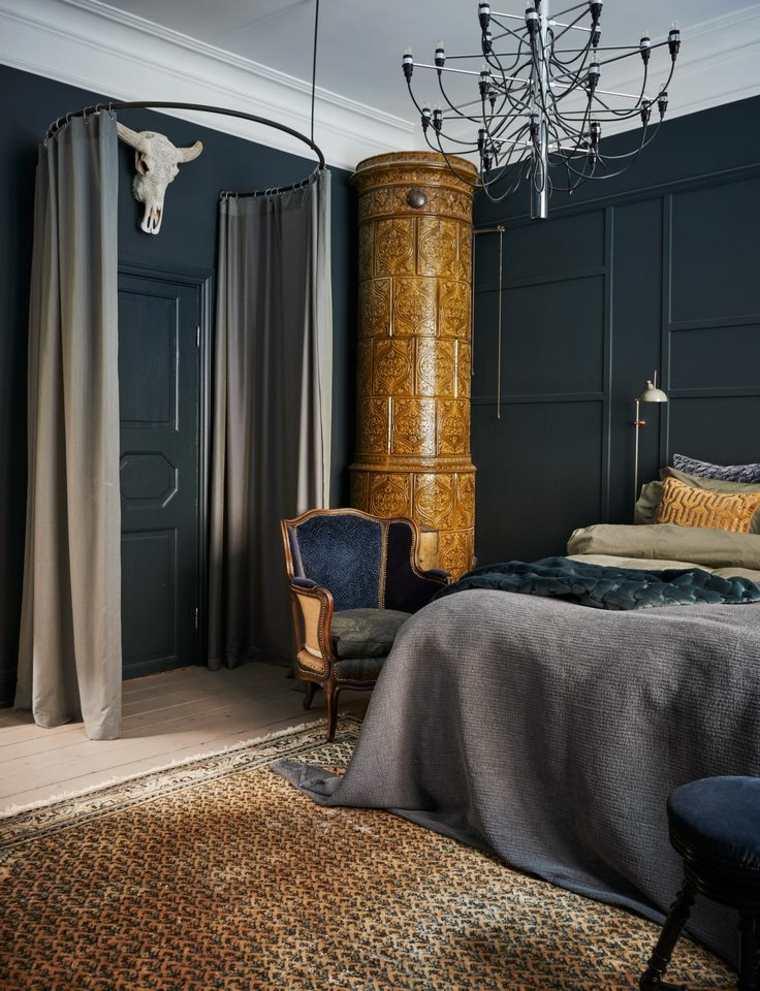 bonita decoracion de dormitorio moderno