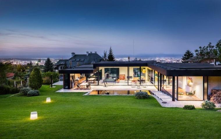 bonito diseño casa moderna