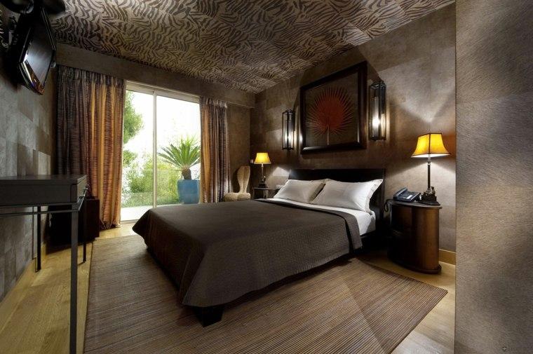 bonito diseno habitaciones dormitorio