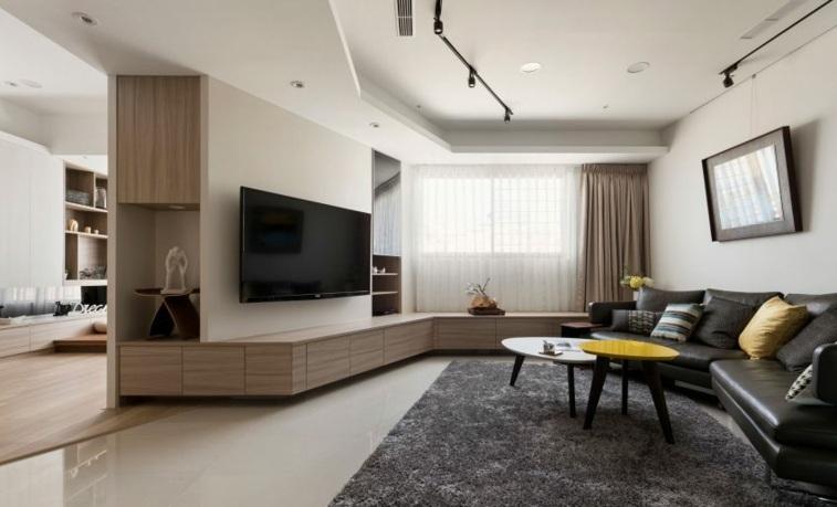 bonito diseño interior residencia