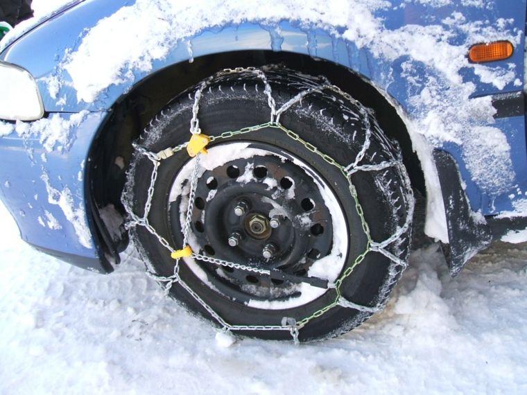 cadenas de nieve importancia