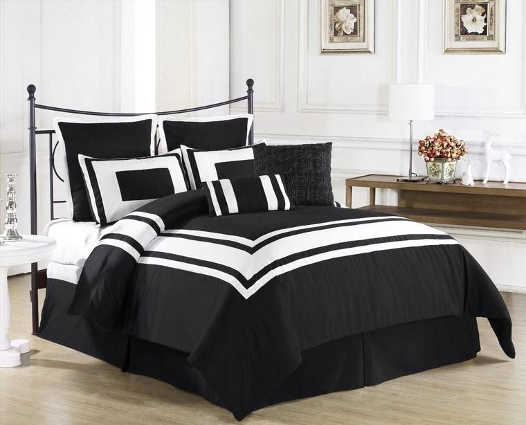 cama original acero negro dormitorio opciones ideas