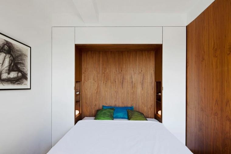 camas modernas interior