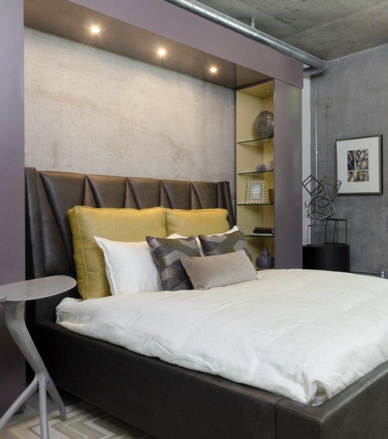 Camas modernas con muebles incorporados - Camas modernas matrimoniales ...