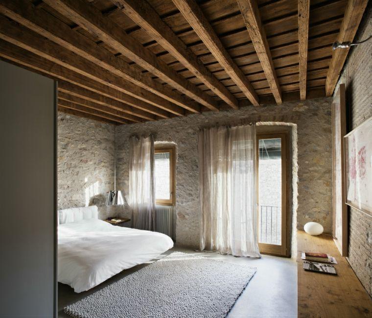 casa alemanys 5 techo madera