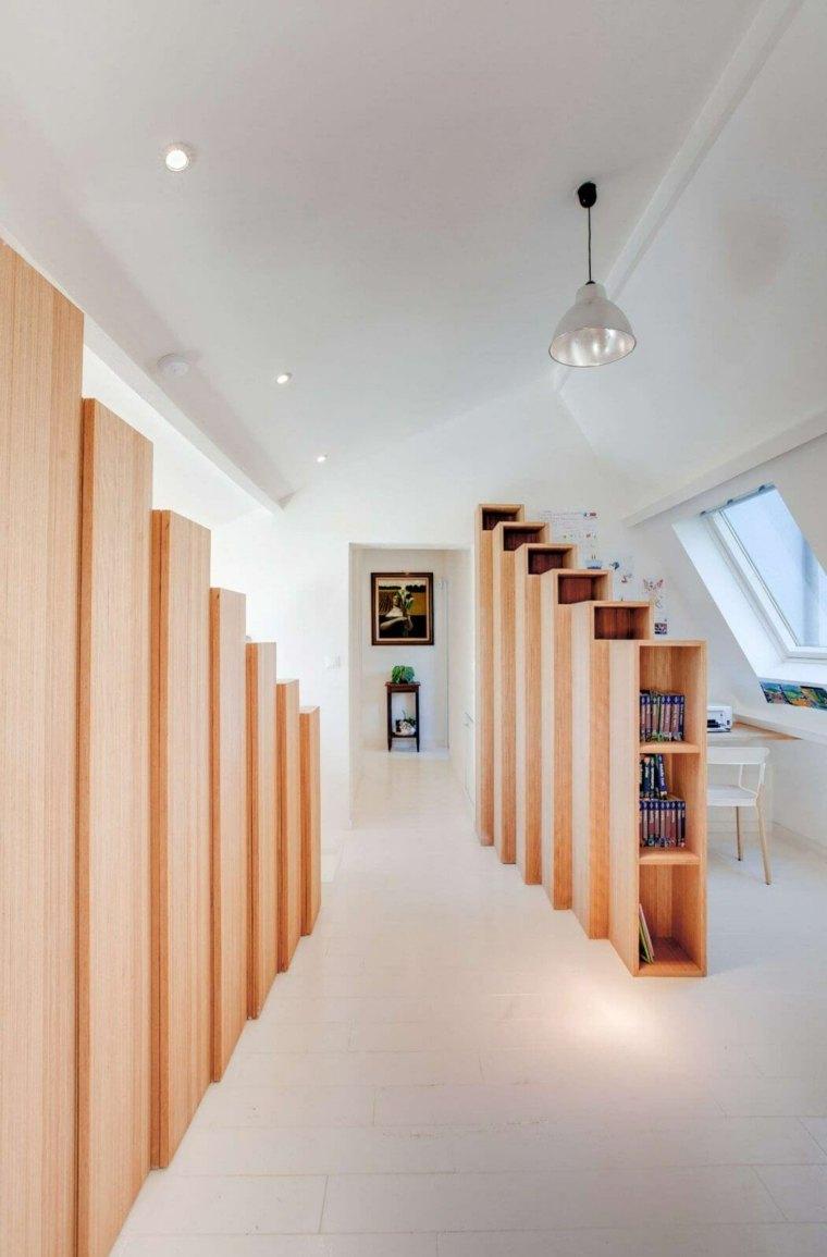 casas disenos especiales muebles separadores