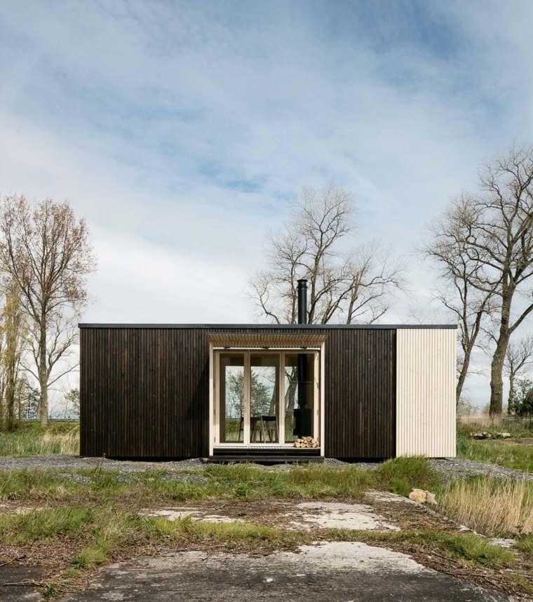casas moviles ark shelter diseno foto frontal ideas