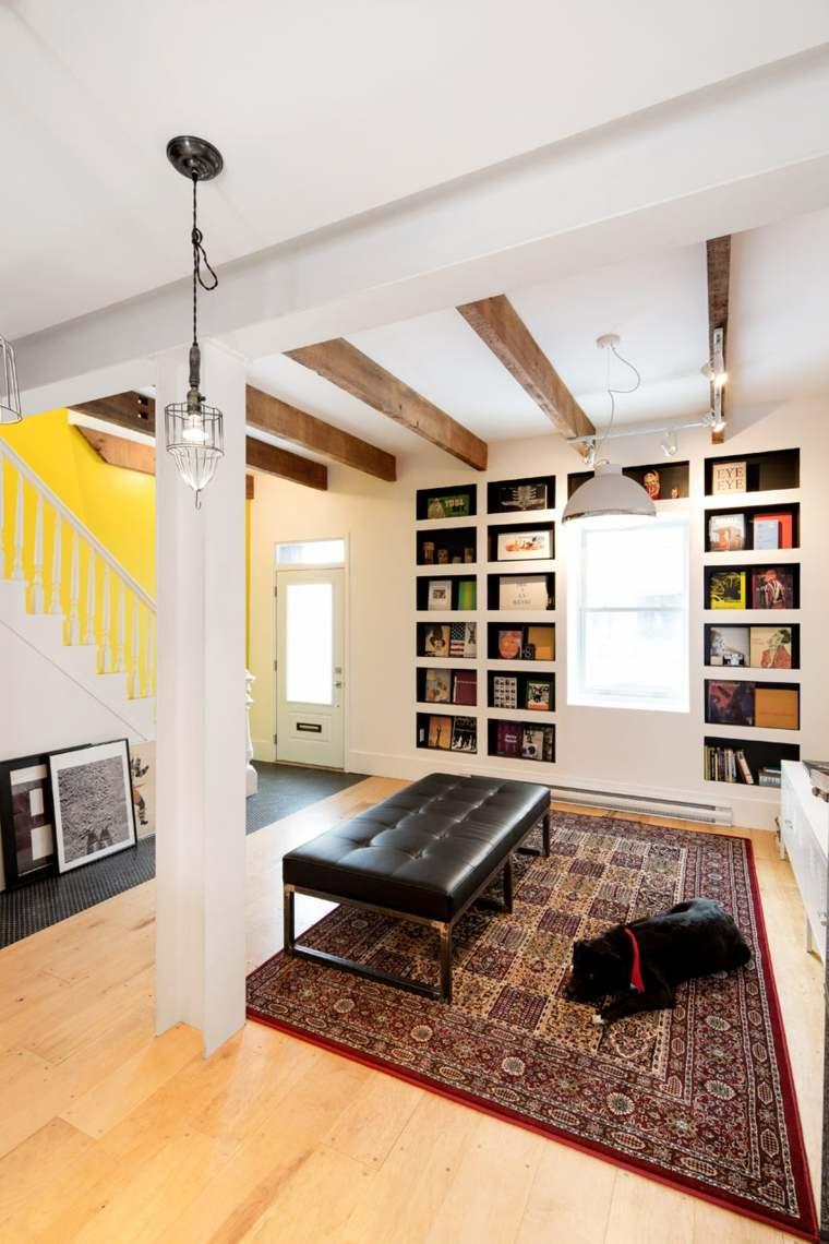 Casas viejas con fachadas hist ricas e interiores modernos for Remodelacion de casas viejas