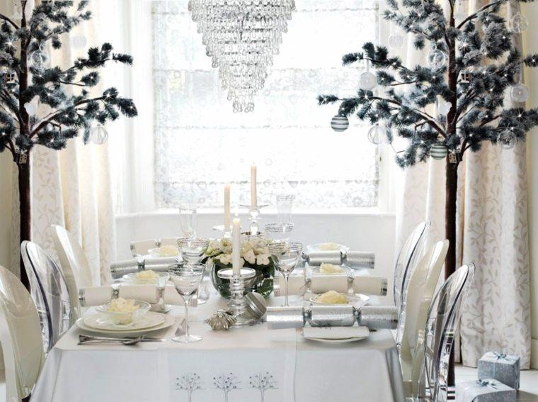 cenas de navidad decoracion mesa original ideas