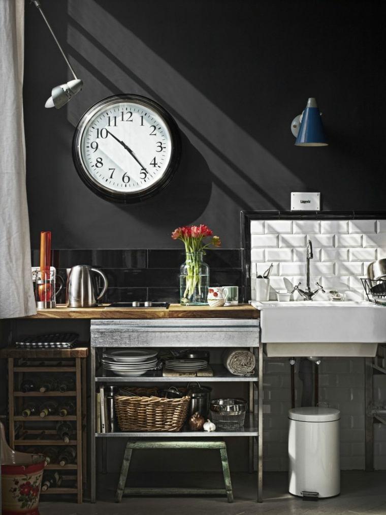 cocina apartamento disenado az design studio ideas