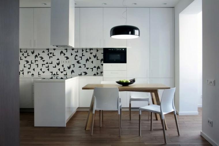 cocina apartamento diseno lugerin architects ideas
