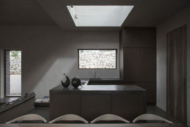 cocina diseno simple casa moderna ideas