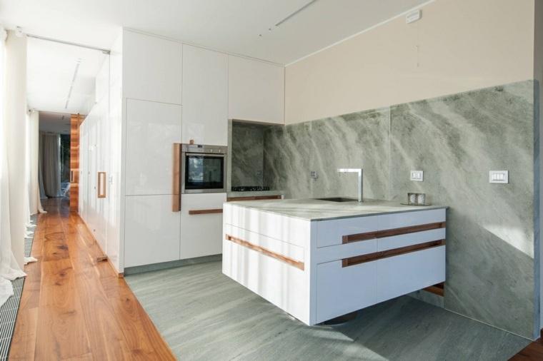cocina moderna Studio Melesi