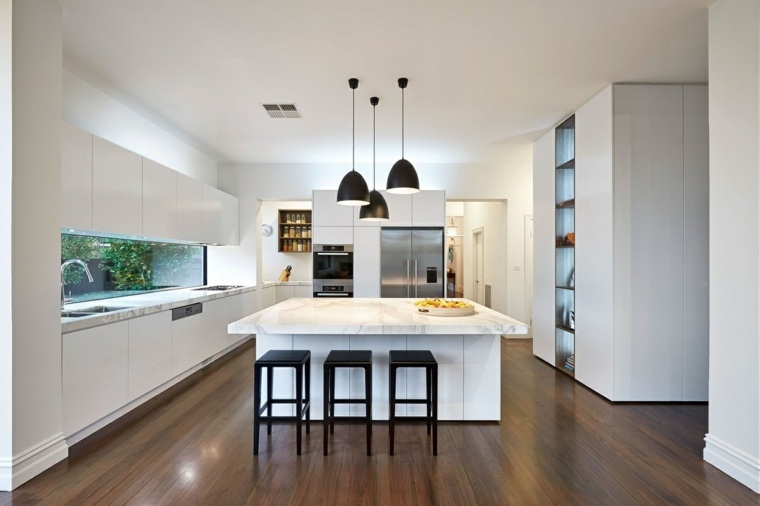 cocina moderna marmol moderna lsa