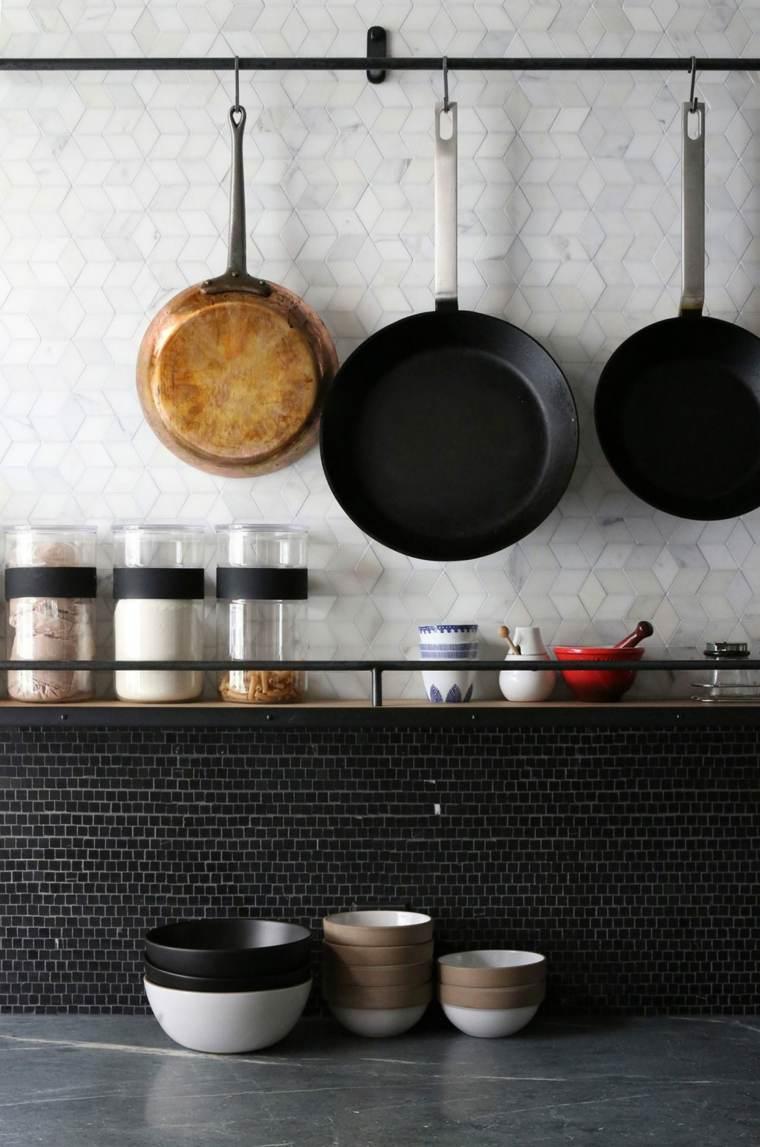 cocina orden elementos casa organizada