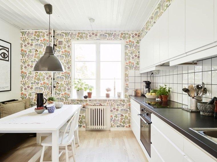 Cocinas n rdicas 25 ejemplos del encanto escandinavo - Cocinas escandinavas ...
