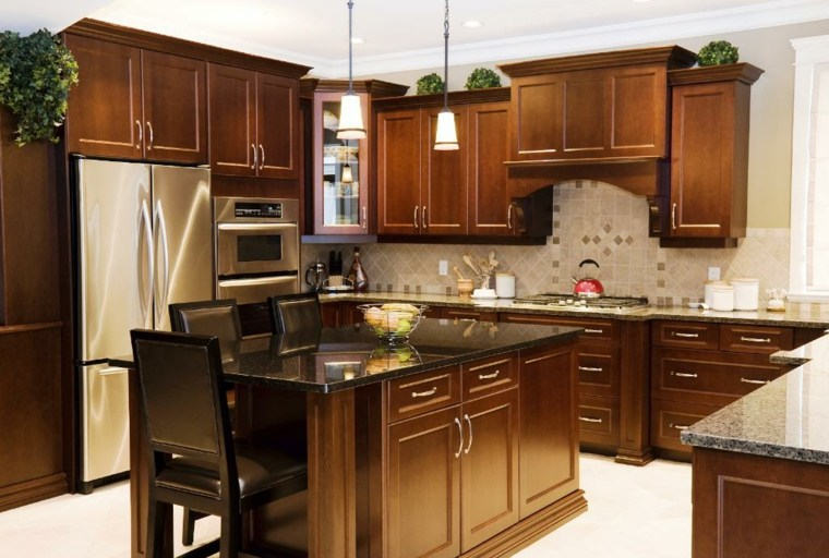 Remodelaci n de cocinas modernas y elegantes for Cocinas originales pequenas