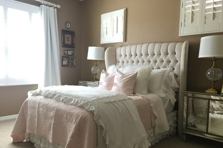 colores apagados diseno dormitorio moderno estilo ideas