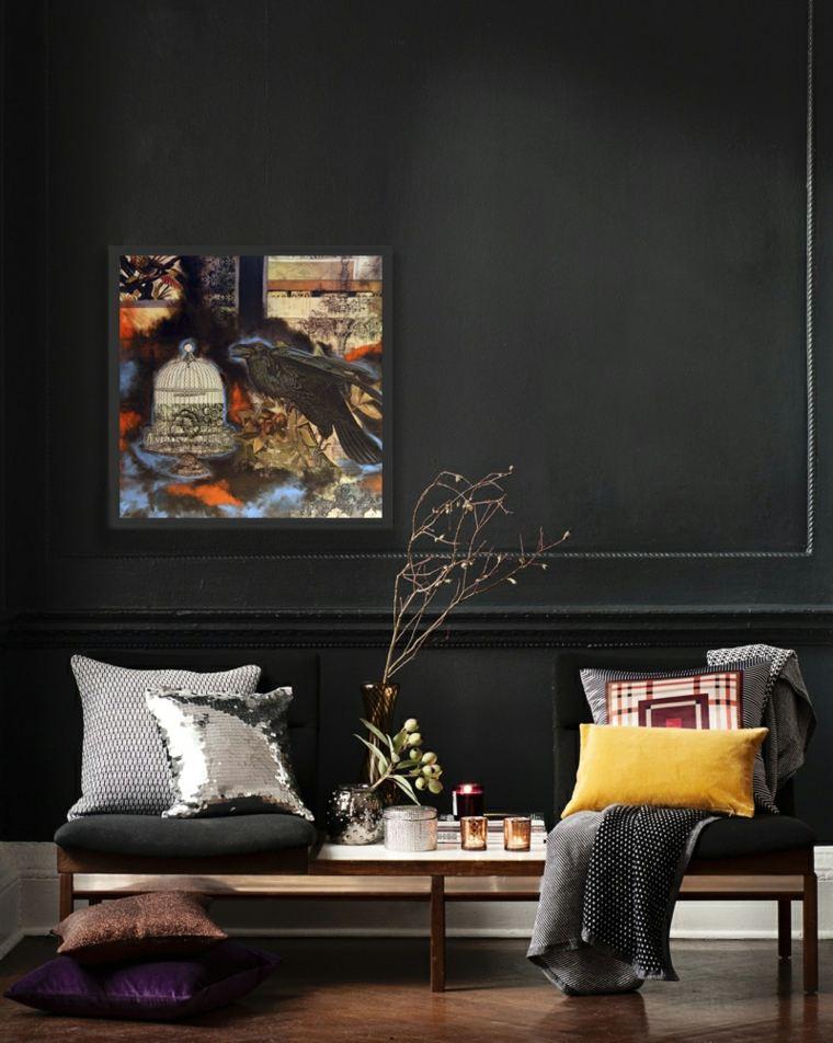 colores de pintura para interiores de moda