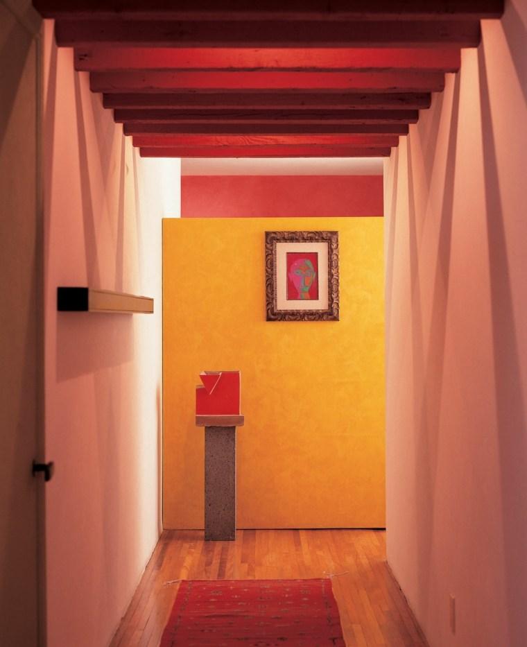 Decorar pasillos largos y estrechos en el interior - Alfombras para pasillos largos ...
