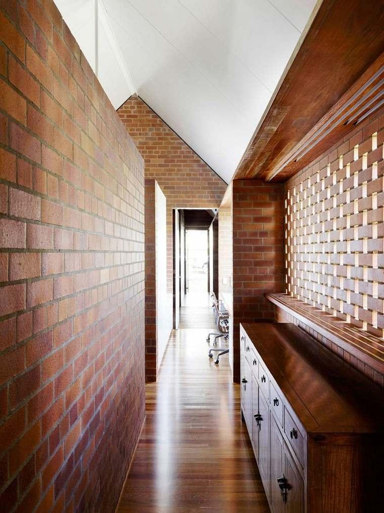 Decorar pasillos largos y estrechos en el interior - Como decorar pasillos estrechos ...