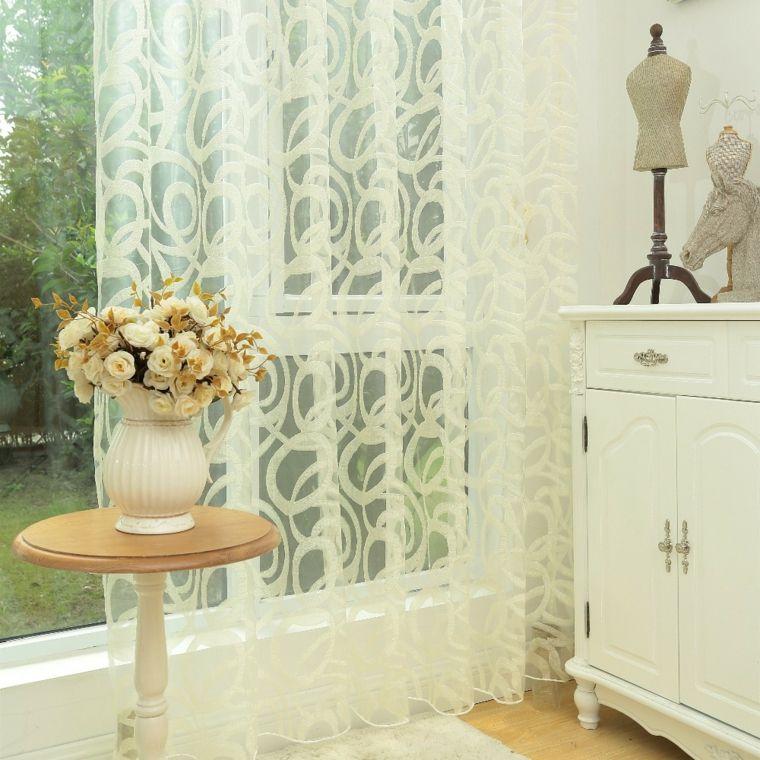 Tipos de cortinas – soluciones originales para la ventana   chile