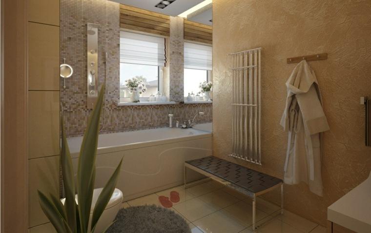cuarto bano minimalista moderno casa diseno ideas