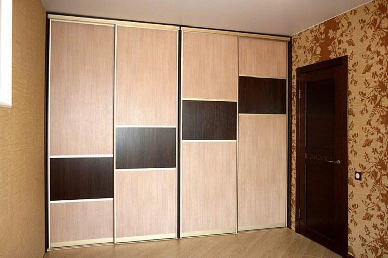Decorar armarios empotrados modernos
